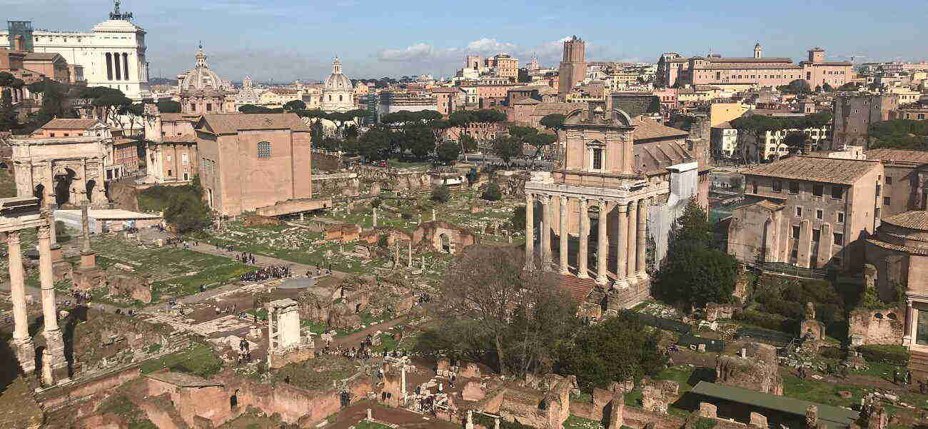 Rome Day Tours Roman Forum II