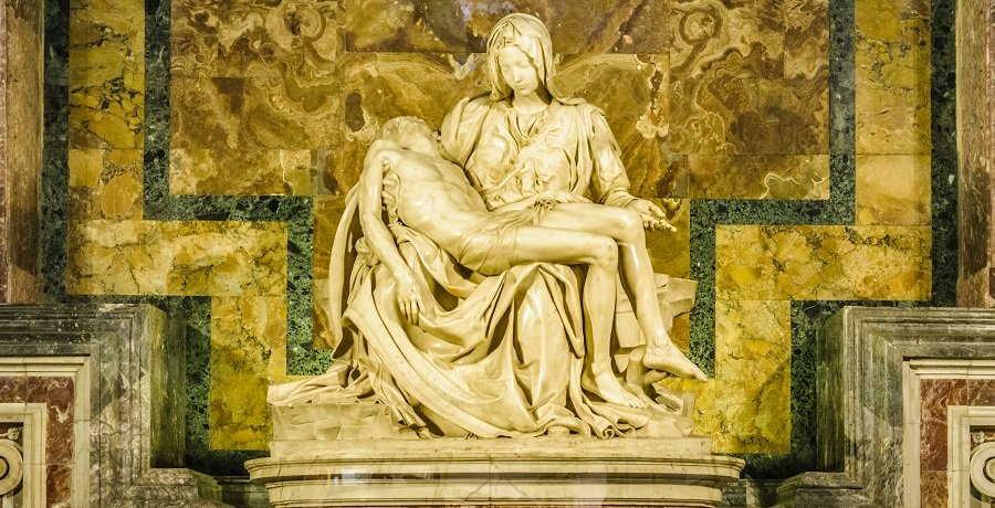 Vatican Tours - Michelangelos Pieta