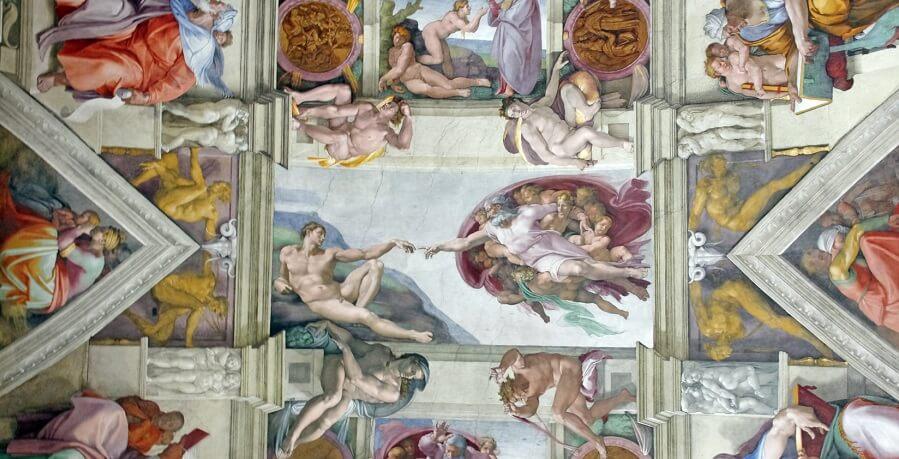 Vatican Tours Sistine Chapel Michelangelo