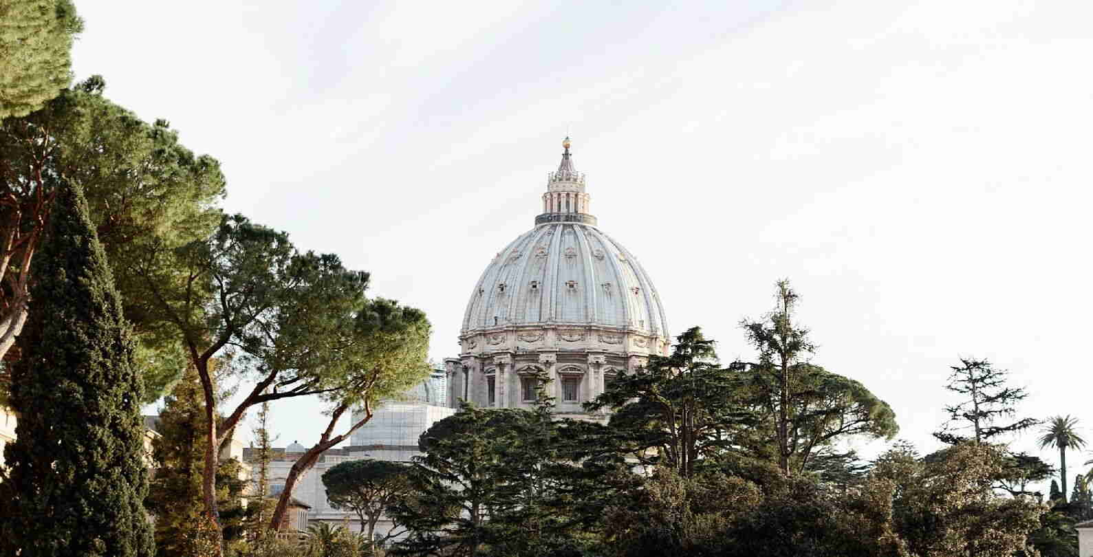 Are Cameras allowed in the Vatican City?