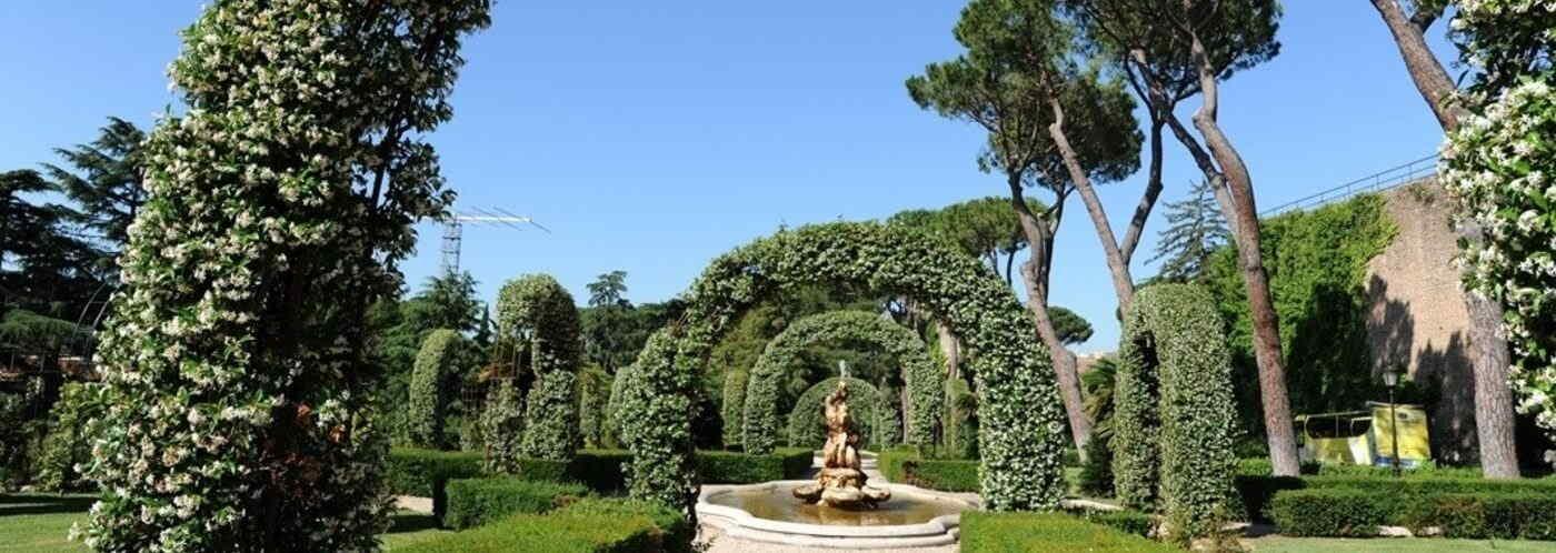 How did the Vatican Gardens Begin?