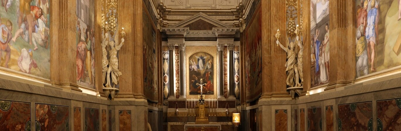 Why you should visit the Cappella Paolina