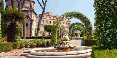 Extended Vatican Museums & Gardens Tour €99