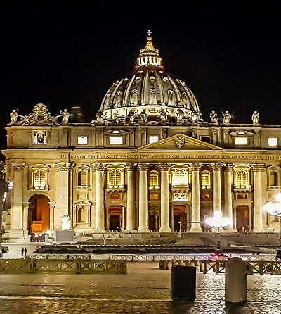 Vatican & Sistine Chapel Night Tour €59