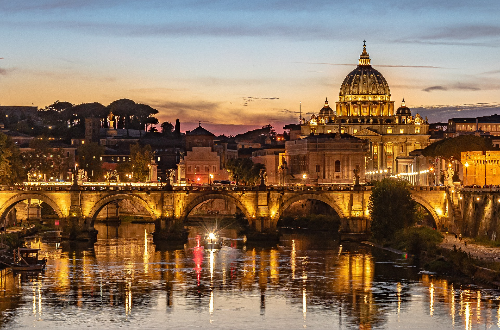 Is the Vatican a country?