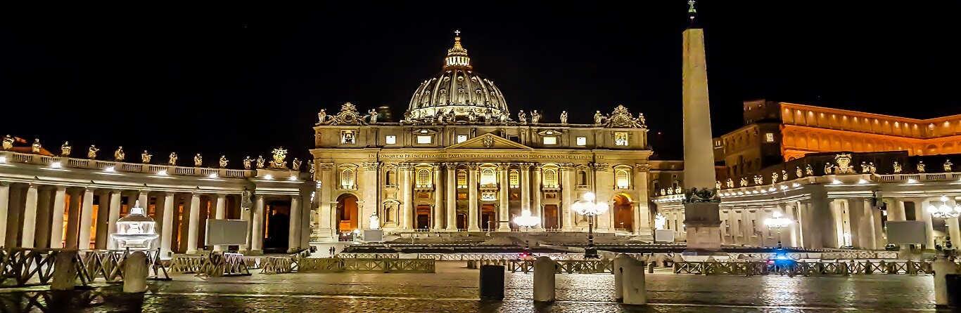 Vatican & Sistine Chapel Night Tour €59
